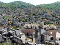 Kayakoy Ghost Village
